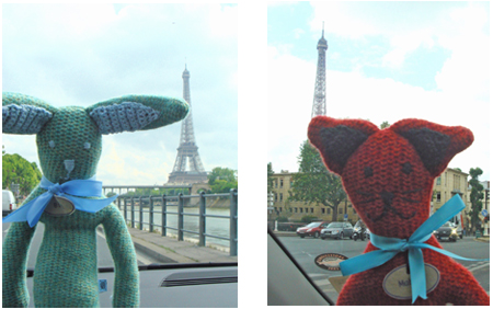 Eiffel tower softies