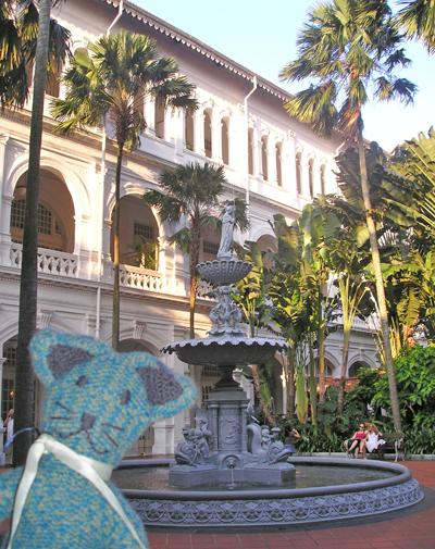Erwin RafflesHotel Singapore